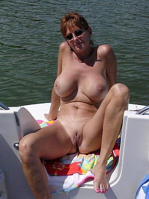 Naughty mature big natural breasts amateur photos