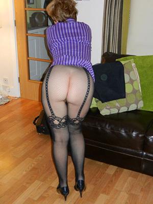 Slutty mature woman in pantyhose amateur pics
