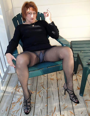 Amateur pics of mature woman forth pantyhose