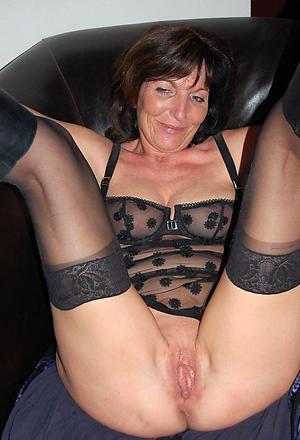 Hot porn of amateurish mature xxx