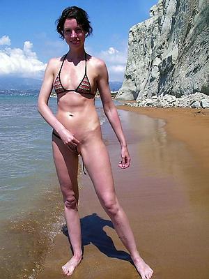 Amateur mature ecumenical bikini porn pics