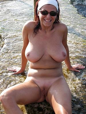 Beautiful mature nude beaches photo