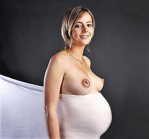 Amateur pics for mature pregnant nude