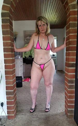 Mature light into b berate bikini pussy pics