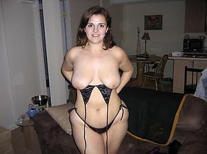 Amateur pics be useful to mature milf bikini