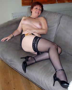 Gorgeous mature women in high heels porn pictures