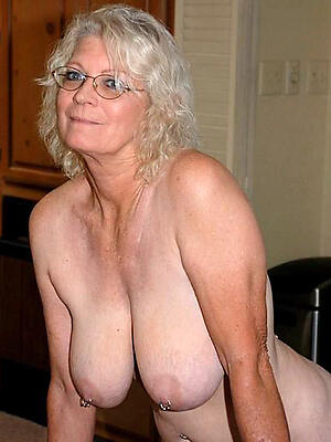 Second-rate pics be expeditious for beautiful mature in glasses