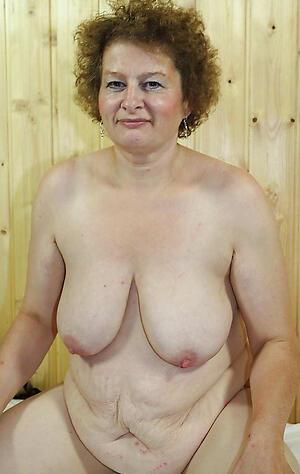 Nude full-grown german wives