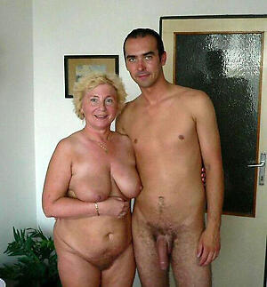 Reality british mature couples denude