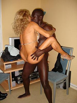 Free porn older interracial couples pics