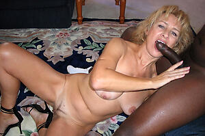 Hot porn of older interracial couples