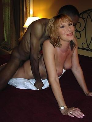 Amateur pics of mature interracial sex