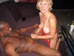 Hot porn of mature interracial sex