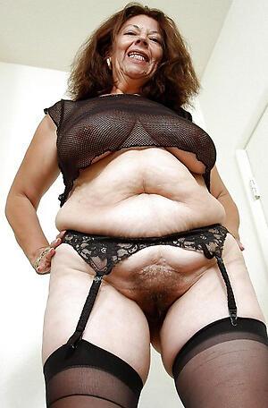 Nude chubby mature fuck