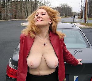 Depressed matured undressed moms pics
