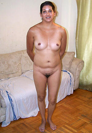 Slutty mature indian pussy naked