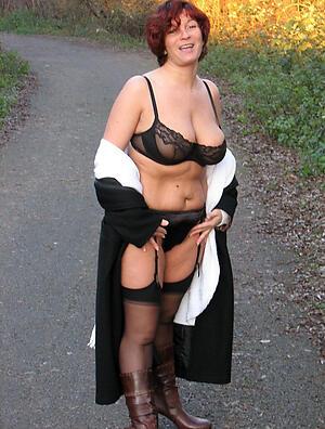 Spectacular mature classic nude pics