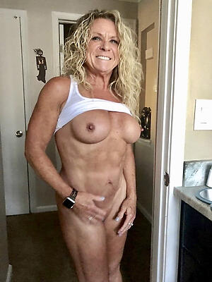 Hot porn be proper of sexy mature muscle