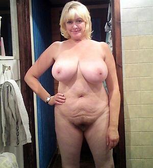 Amateur pics of hot chubby mature women