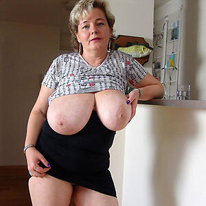 Slutty busty mature sexual connection