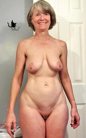 Unfurnished hot mature granny photo