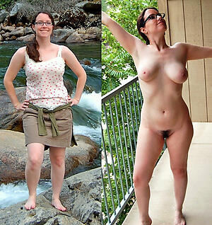 Gorgeous women before after porn photo
