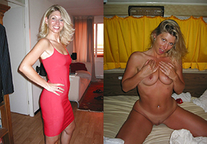 Low-spirited grown up in front and after pussy pics