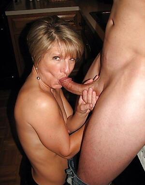 Amateur mature blowjobs porn pics