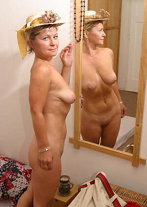 Naked magnificent mature ladies