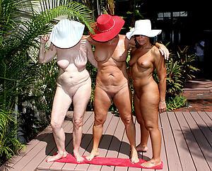Superb nude mature ladies photo