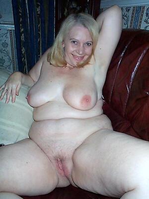 Hot porn be advantageous to mature bbw pussy