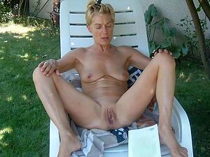 Inviting german mature naked
