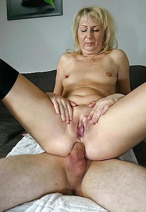 Naughty amateur mature anal