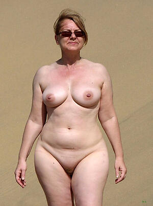 Reality natural mature milf stripped pics