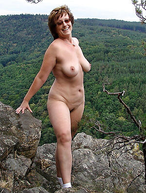 Gorgeous mature naturals overt photo