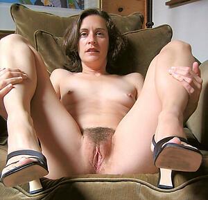 Amateur pics of hot unshaved mature women