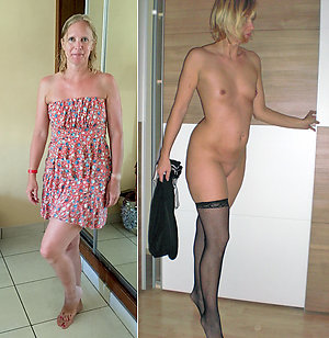 Free dressed and undressed matures pics