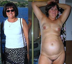 Private dressed undressed matures pics