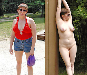 Amateur pics of before after women