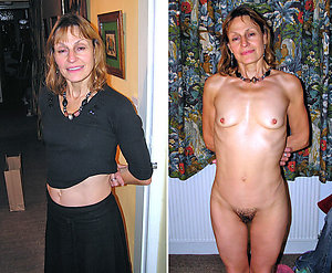 Private xxx dressed then undressed photo