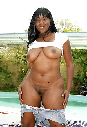 Pretty hot ebony old women photo