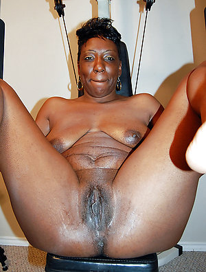 Naughty mature black women