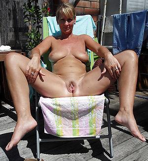 Busty older women pretty feet