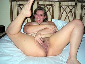 Busty sexy mature mom feet
