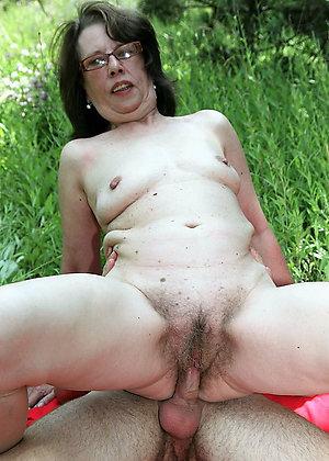 Busty hot older slut gets fucked