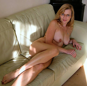 Classy mature naked chicks with glasses