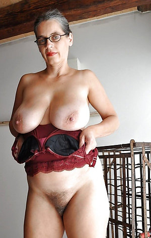 Hotties old lady boobs pictures