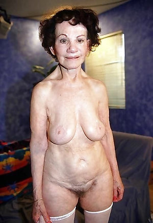 Naughty granny nude pictures