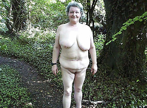 Lovely old lady masterbating amateur pics
