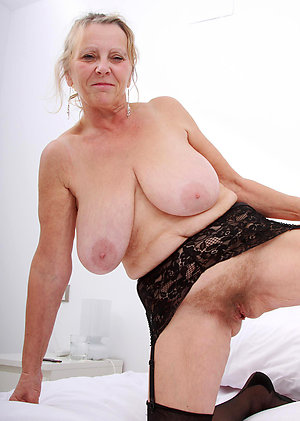 Naked grannies with big boobs pics